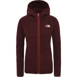 The North Face NIKSTER FULL ZIP H - Дамски суитшърт