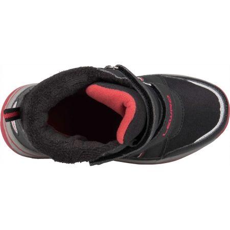 Dětská zimní obuv - Lewro CRONUS - 4