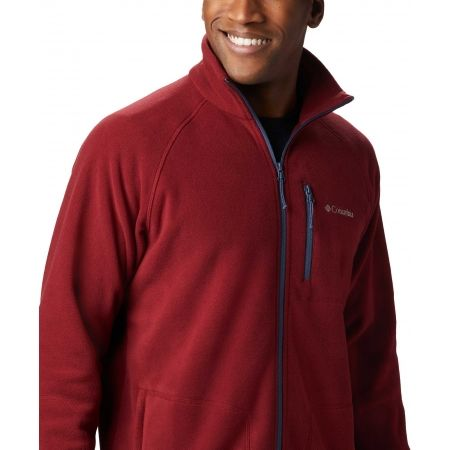 Pánska mikina - Columbia FAST TREK II FULL ZIP FLEECE - 3