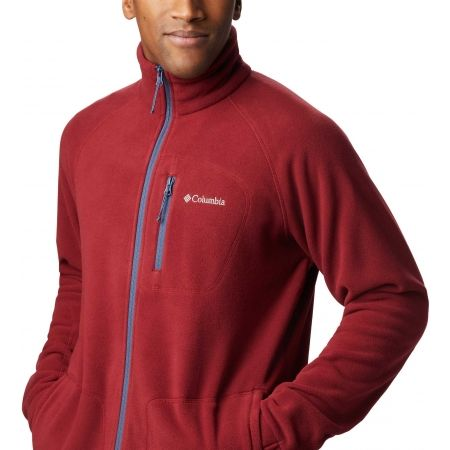 Pánska mikina - Columbia FAST TREK II FULL ZIP FLEECE - 4