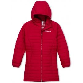 Columbia POWDER LITE GIRLS MID JACKET - Dievčenská  bunda