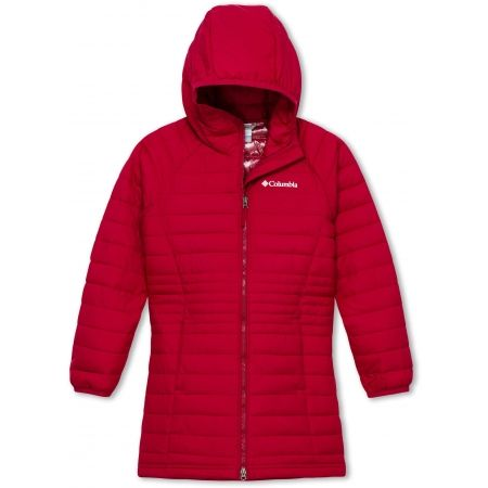 Girls' jacket - Columbia POWDER LITE GIRLS MID JACKET
