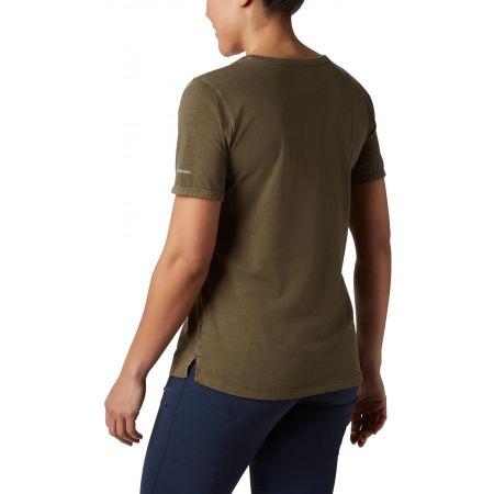 Women's T-shirt - Columbia CSC W PIGMENT TEE - 2