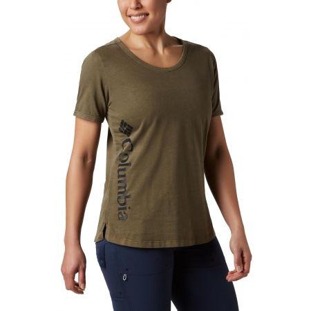 Women's T-shirt - Columbia CSC W PIGMENT TEE - 1