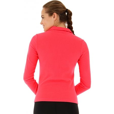 Bluza damska - Lotto SWEAT CERVINO W HZ PL - 5