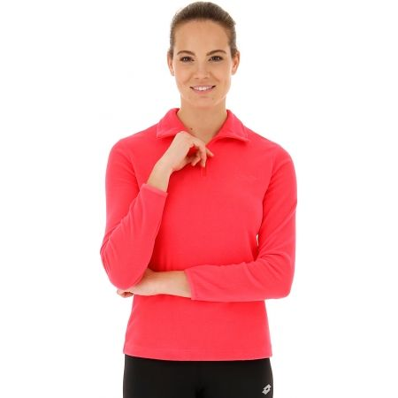 Bluza damska - Lotto SWEAT CERVINO W HZ PL - 4