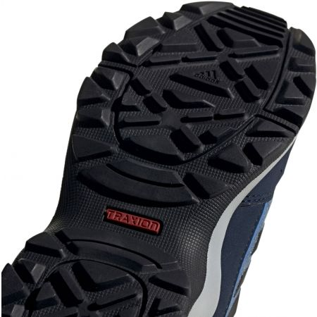 Detská turistická obuv - adidas HYPERHIKER K - 10