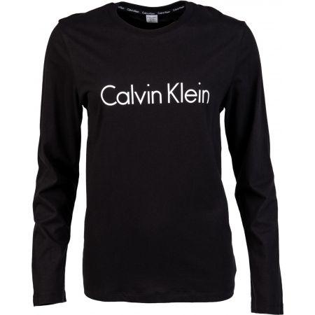 Calvin Klein L/S CREW NECK - Dámske tričko