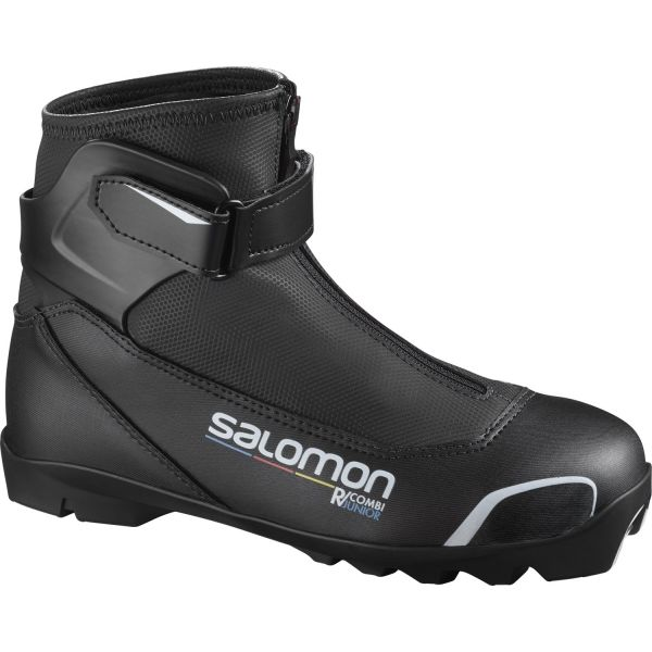 Salomon R/COMBI PLK JR  6.5 - Junior sífutó cipő kombinált stílusra