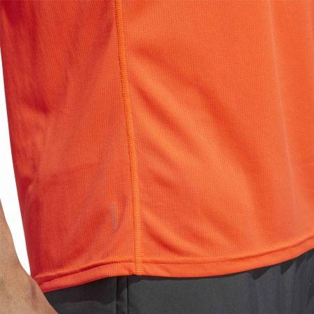 Мъжка тениска - adidas RUN 3S TEE M - 10