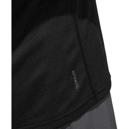 Мъжка тениска - adidas RUN 3STRIPES TEE MEN - 10
