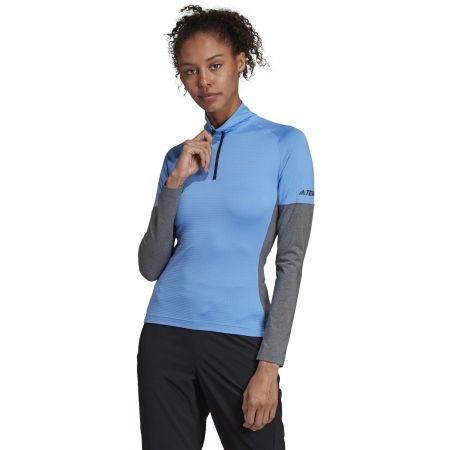 Dámské triko s dlouhým rukávem - adidas W XPERIOR LS - 4