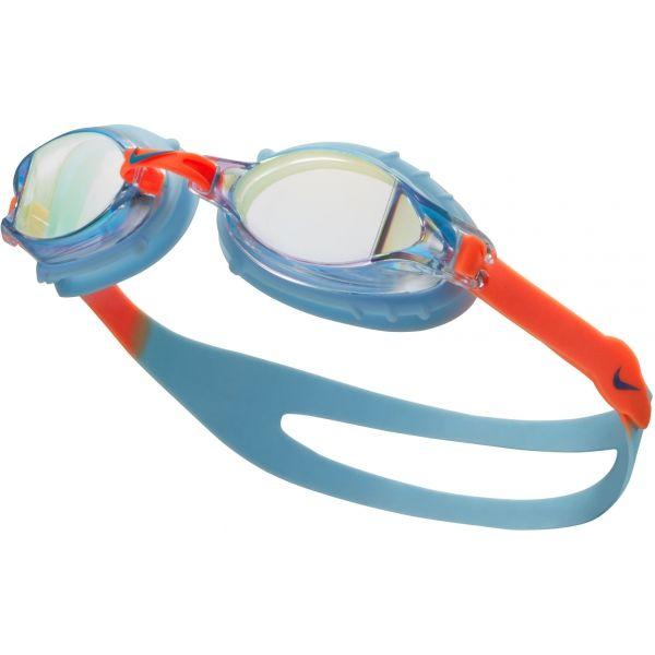 Nike CHROME MIRROR YOUTH  NS - Okulary do pływania dziecięce