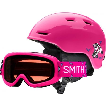 Smith ZOOM JR - Kinder Skihelm