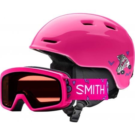 Smith ZOOM JR - Kids' ski helmet