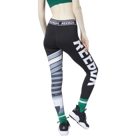 Dámské legíny - Reebok WOR MYT ENGINEERED TIGHT - 2