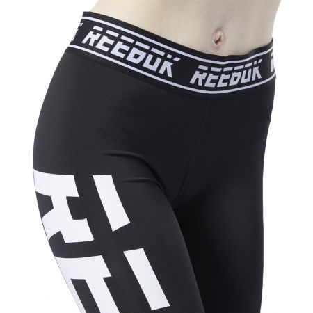 Dámské legíny - Reebok WOR MYT ENGINEERED TIGHT - 6