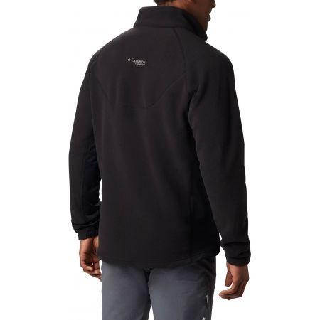 Men's fleece sweatshirt - Columbia TITAN PASS 2.0 II FLEECE - 2