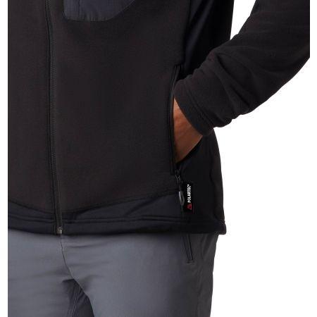 Men's fleece sweatshirt - Columbia TITAN PASS 2.0 II FLEECE - 5