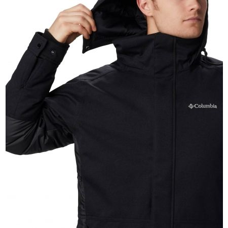 Men's winter jacket - Columbia BOUNDARY BAY HYBRID JACKET - 4
