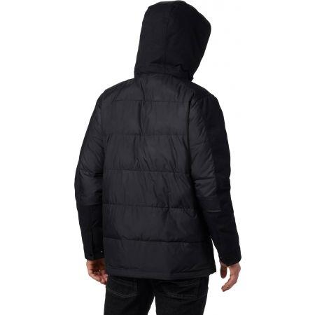 Pánská zimní bunda - Columbia BOUNDARY BAY HYBRID JACKET - 3