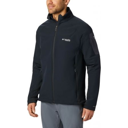 Men's fleece jacket - Columbia TITAN RIDGE 2.0 HYBRID JACKET Titan Ridge™ 2.0 Hybrid Jacket - 1