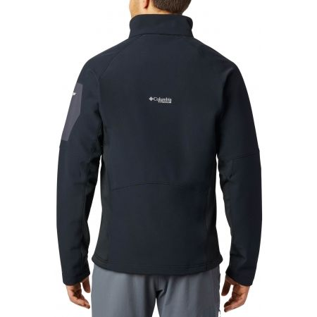 Férfi fleece kabát - Columbia TITAN RIDGE 2.0 HYBRID JACKET Titan Ridge™ 2.0 Hybrid Jacket - 2