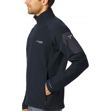 Men's fleece jacket - Columbia TITAN RIDGE 2.0 HYBRID JACKET Titan Ridge™ 2.0 Hybrid Jacket - 3