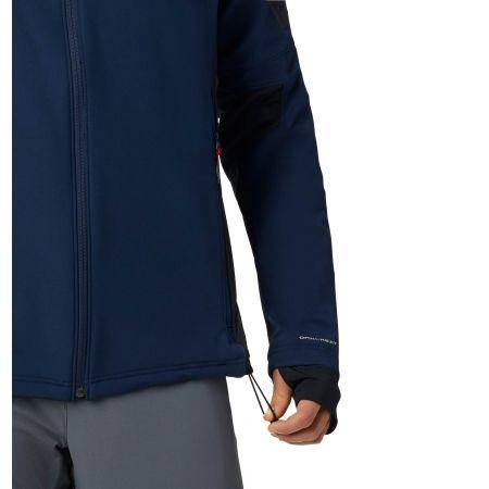 Pánska flísová bunda - Columbia TITAN RIDGE 2.0 HYBRID JACKET Titan Ridge™ 2.0 Hybrid Jacket - 5