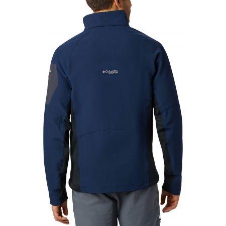 Pánska flísová bunda - Columbia TITAN RIDGE 2.0 HYBRID JACKET Titan Ridge™ 2.0 Hybrid Jacket - 2