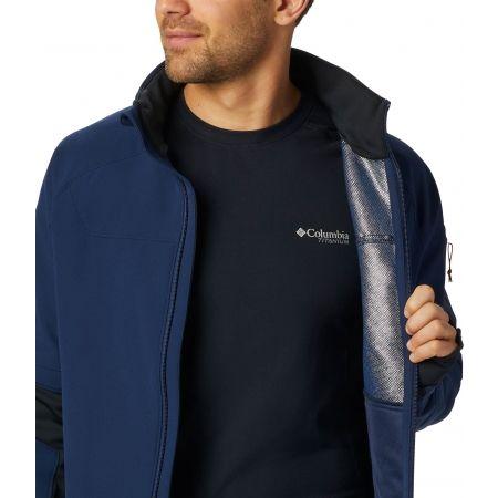 Pánska flísová bunda - Columbia TITAN RIDGE 2.0 HYBRID JACKET Titan Ridge™ 2.0 Hybrid Jacket - 4