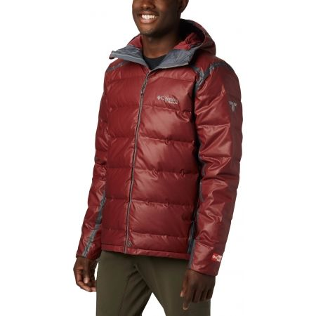 Pánska zimná bunda - Columbia OUTDRY EX ALTA PEAK DOWN JACKET - 1