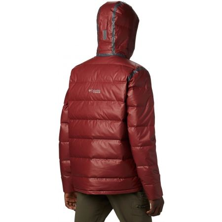 Pánska zimná bunda - Columbia OUTDRY EX ALTA PEAK DOWN JACKET - 2