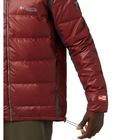 Pánska zimná bunda - Columbia OUTDRY EX ALTA PEAK DOWN JACKET - 3