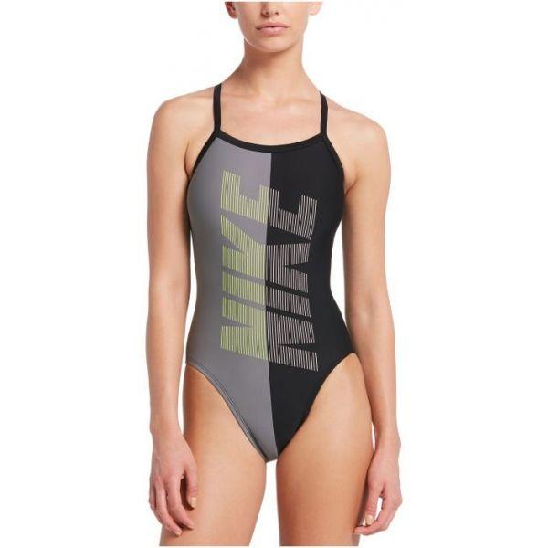 Nike RIFT šedá 38 - Dámske plavky