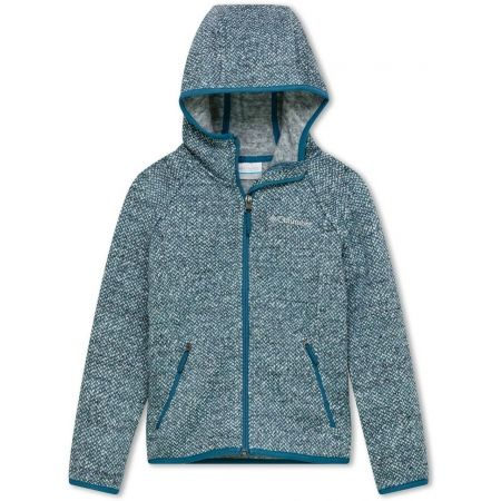 Columbia CHILLIN FULL ZIP FLEECE - Children's fleece sweatshirt