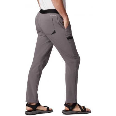 Pánské outdoorové kalhoty - Columbia TECH TRAIL FALL PANT - 2
