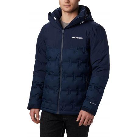 Columbia WILD CARD DOWN JACKET - Men's ski jacket