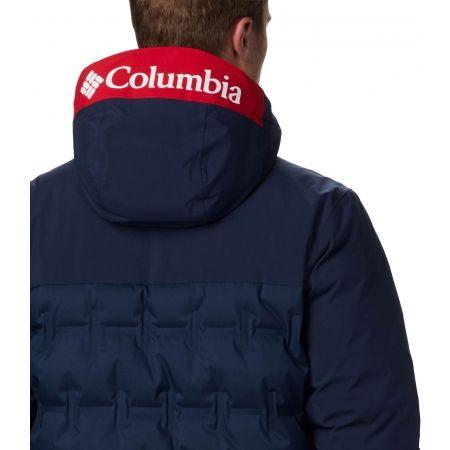 Pánská lyžařská bunda - Columbia WILD CARD DOWN JACKET - 5