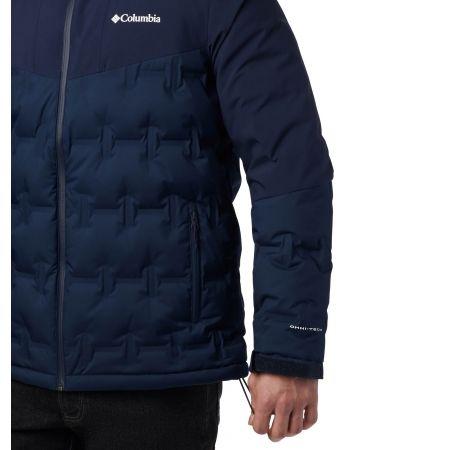 Pánská lyžařská bunda - Columbia WILD CARD DOWN JACKET - 4