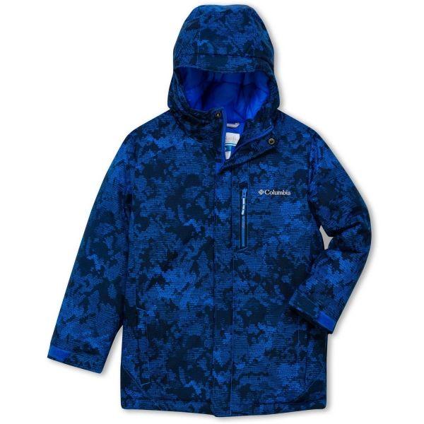 Columbia ALPINE FREE FALL II JACKET - Chlapčenská zimná bunda