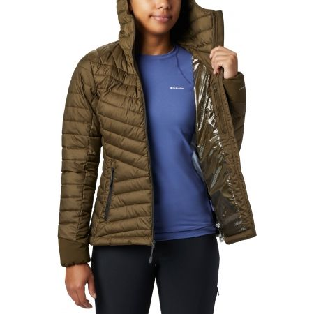 Дамско  яке - Columbia WINDGATES HOODED JACKET - 4