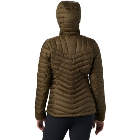 Дамско  яке - Columbia WINDGATES HOODED JACKET - 2
