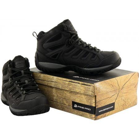 Pánská outdoorová obuv - ALPINE PRO KOLAS - 8