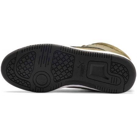 Dětská volnočasová obuv - Puma REBOUND LAYUP FUR SD JR - 5