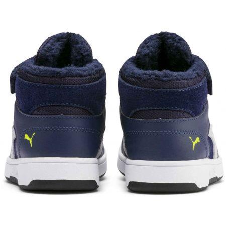 Detská voľnočasová obuv - Puma REBOUND LAYUP FUR SD V PS - 6