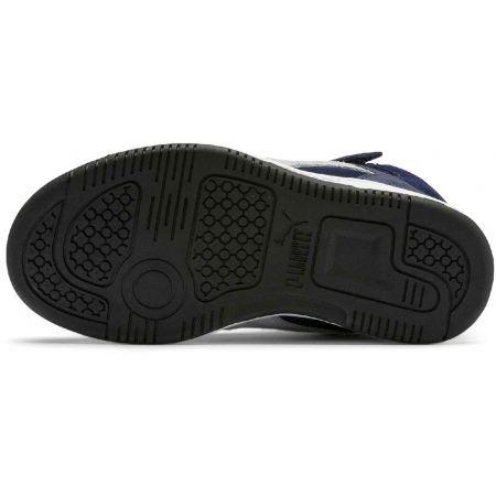 Detská voľnočasová obuv - Puma REBOUND LAYUP FUR SD V PS - 5