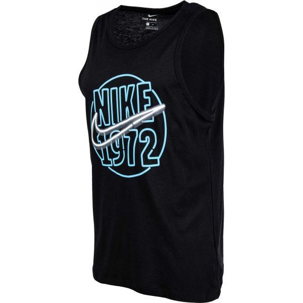 Nike NSW TANK CORE 1 černá S - Pánské tílko