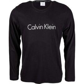 Calvin Klein L/S CREW NECK - Pánske tričko