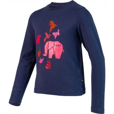 Dětské triko - ALPINE PRO MILTO - 2